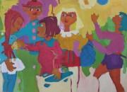 Kinder spielen 1974