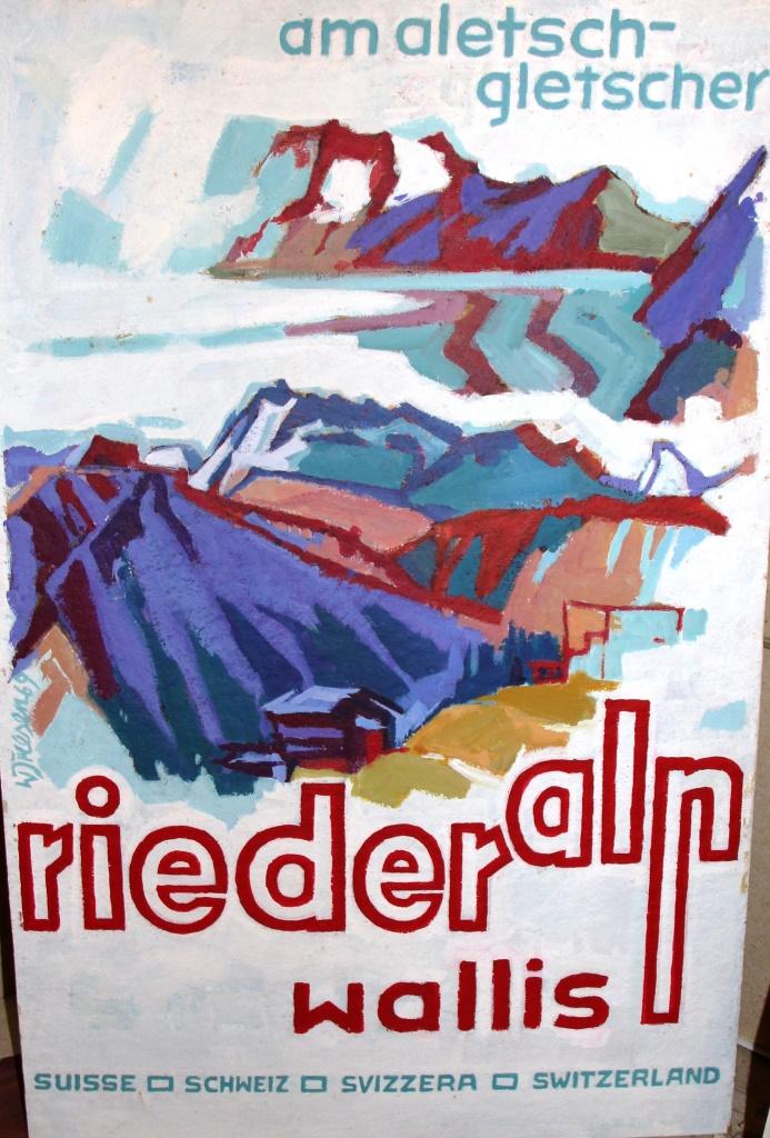Riederalp 1969