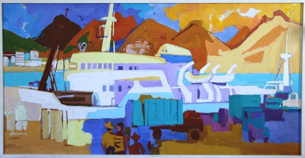 Santa Cruz de Teneriffa 1968-1974