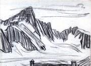 alte Oberaletschhütte 1959