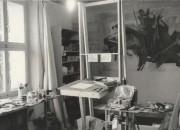 Atelier in Brig 1968