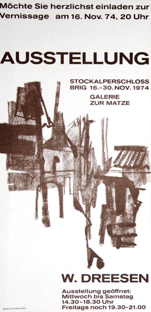 Zur Matze 1974