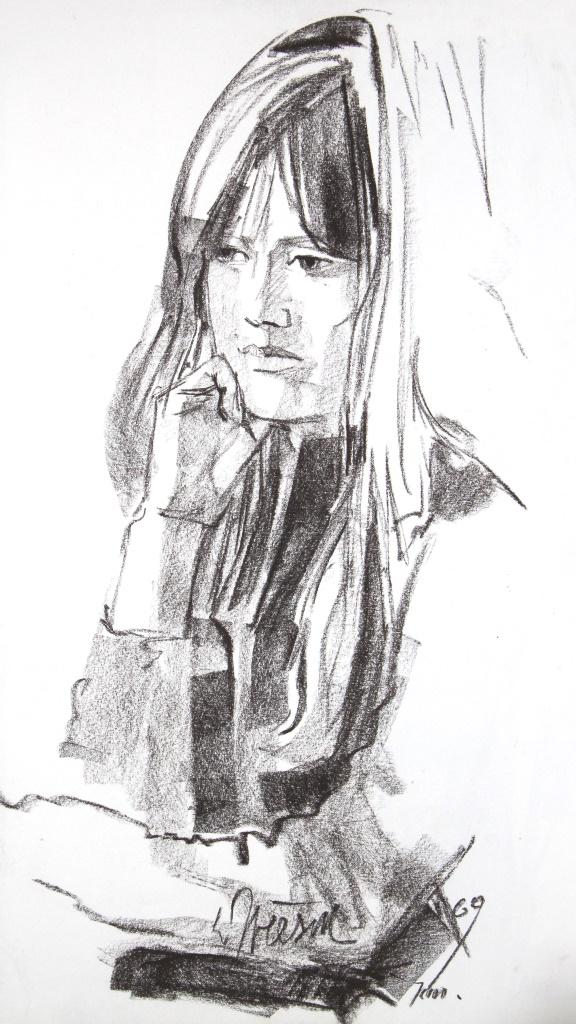 Denise Fux 1969