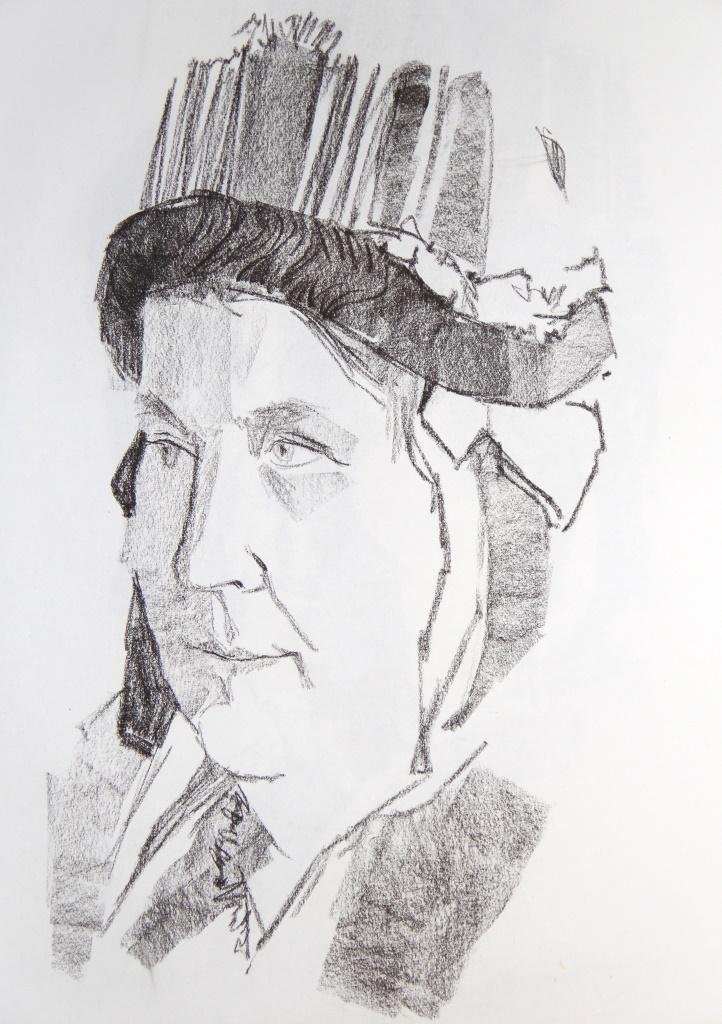 Trachtenfrau
